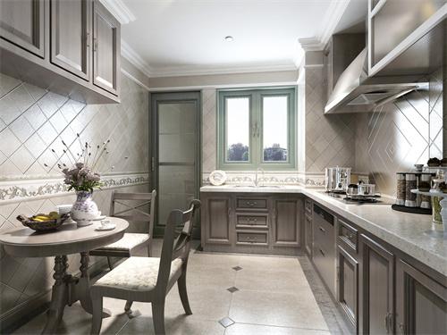 西门子整体厨房的价格是多少?整体厨房橱柜应该怎样选购?