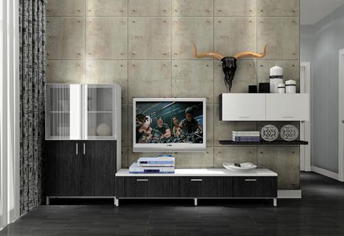 推荐3款简约大气的电视背景墙,你家适合哪种?