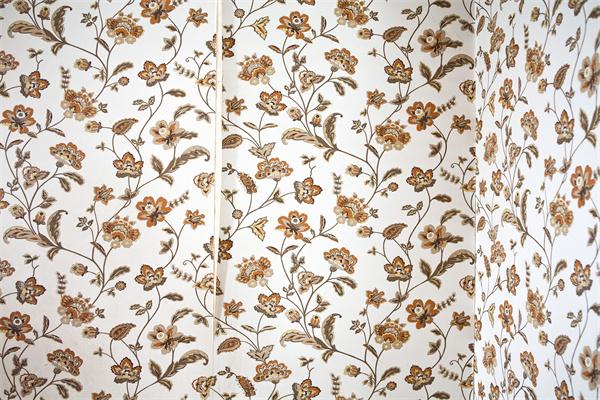 花卉壁纸也可以进行有创意的艺术创作