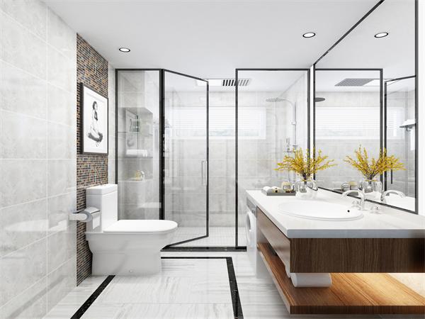 厕所布置风水禁忌有哪些?卫生间设计注意事项