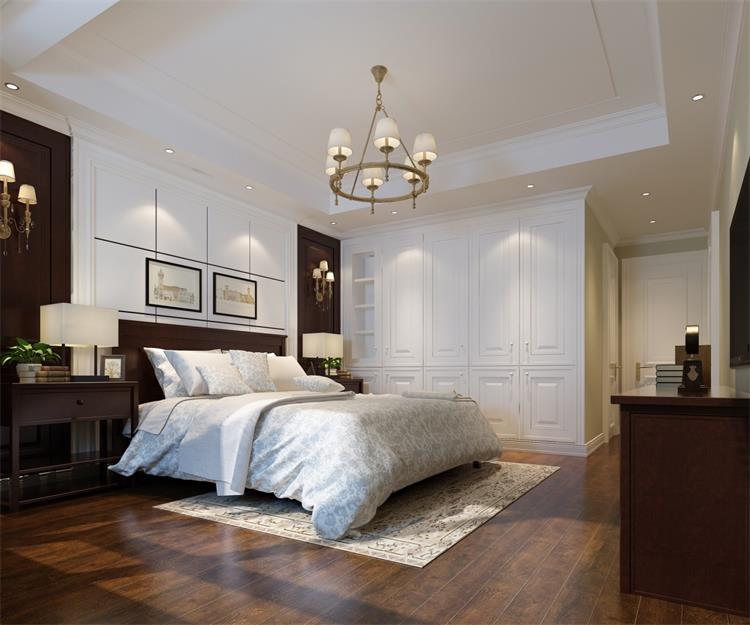 三室两厅创意装修,进一步凸显个性元素