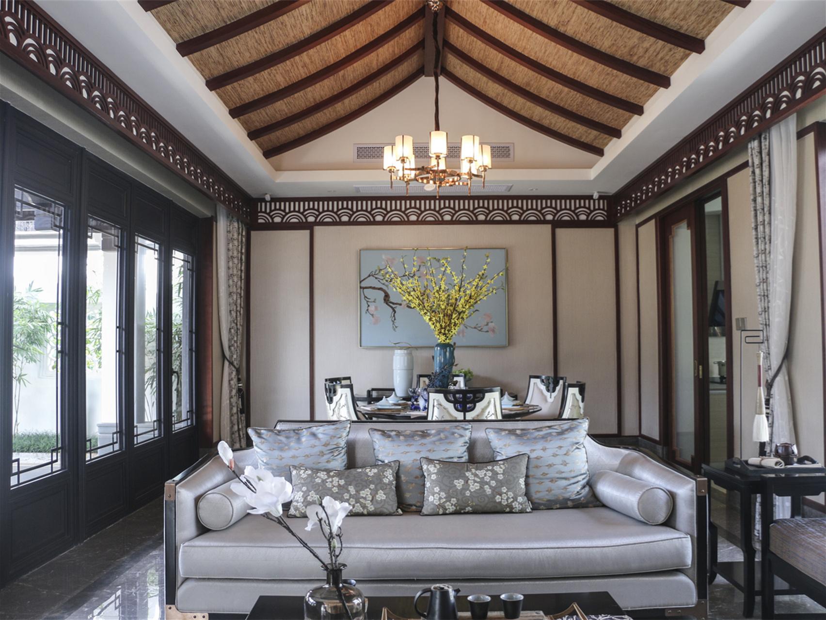 中式家装风格有什么特点?有哪些注意事项?
