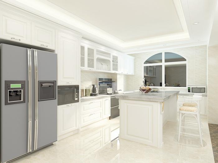 厨房装修如何设计?厨房装修注意事项有哪些?