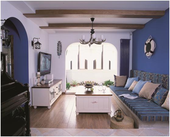 整屋案例:地中海风情图鉴 领略蔚蓝色浪漫的热切与奔放
