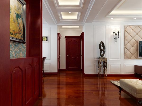 玄关挂什么装饰画好?玄关装修需要注意哪些事项?