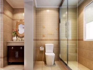 装修小知识收藏:干湿分离卫生间装修效果图