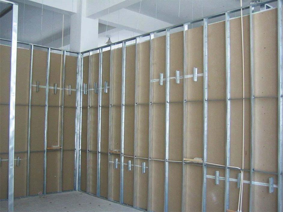 轻钢龙骨隔墙的用途有哪些呢?