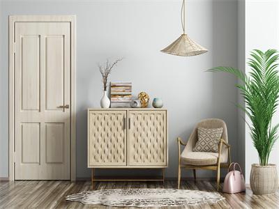 楼房卧室门如何选购?楼房卧室门的颜色如何选择?
