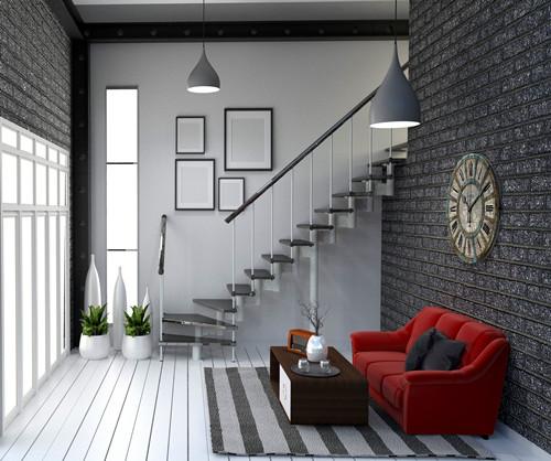 复式装饰该怎么设计?如何做好空间布局?