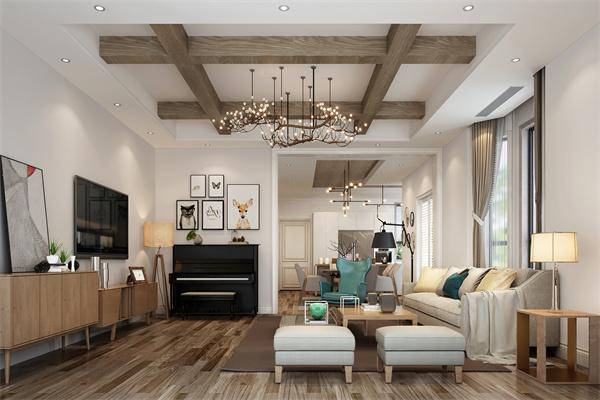客厅背景墙设计风格有哪些 每种风格都有亮点