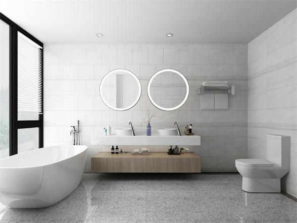 什么是一体陶瓷盆?如何选购卫生间陶瓷盆?