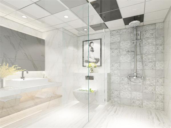 卫生间墙砖规格多大合适?墙砖色调怎么选?