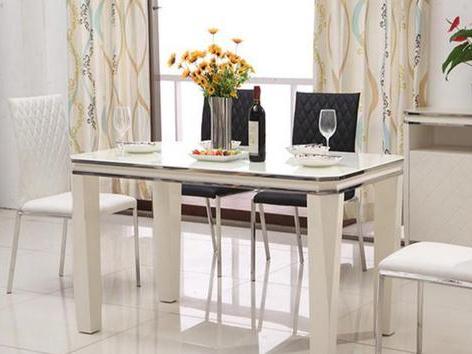 餐桌高度是多少 餐桌都选取什么材质来制作呢?
