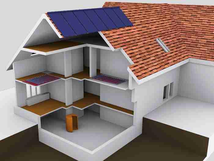 采暖系统的原理知识,安装时有哪些流程呢?