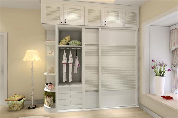了解这些衣柜安装知识,你也可以自行安装哟