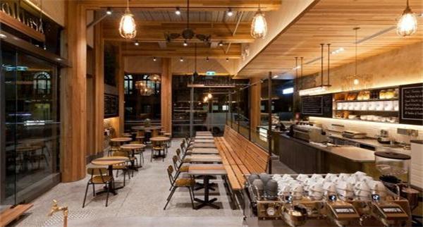 咖啡店装修预算以及装修设计小技巧