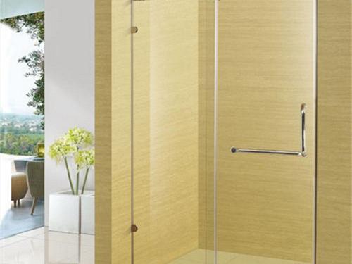 卫生间隔断门的定制与安装注意事项