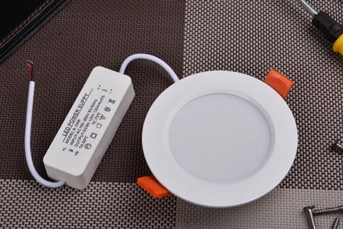 家用筒灯尺寸规格表  筒灯十大品牌