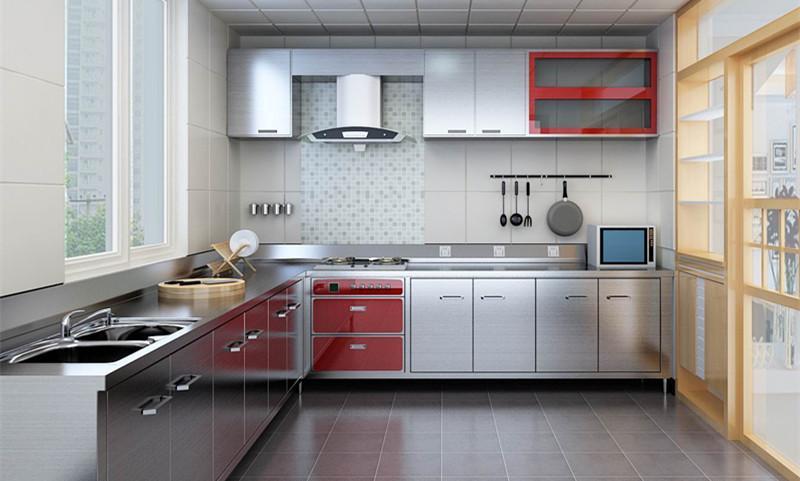 不锈钢厨柜怎么样   不锈钢橱柜要怎么选购