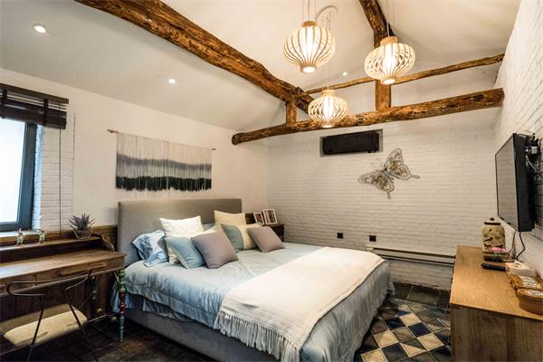 喜欢美式卧室风格却不知道怎么装修?装修要点与装修问题全部送上