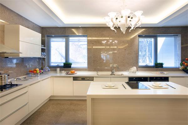 厨房装潢中不同颜色带来哪些感受?