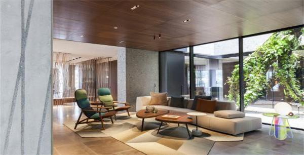 休息室设计应该有什么样的想法呢?