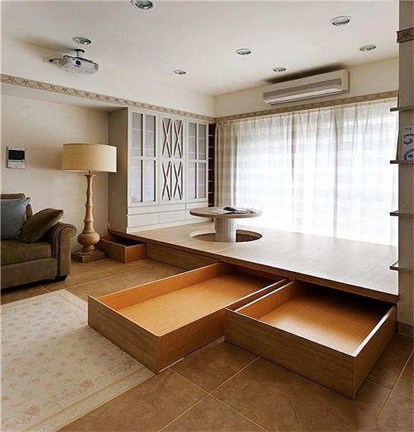 室内装修中的地台设计施工流程是什么