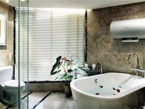 储水式电热水器的安装与使用误区