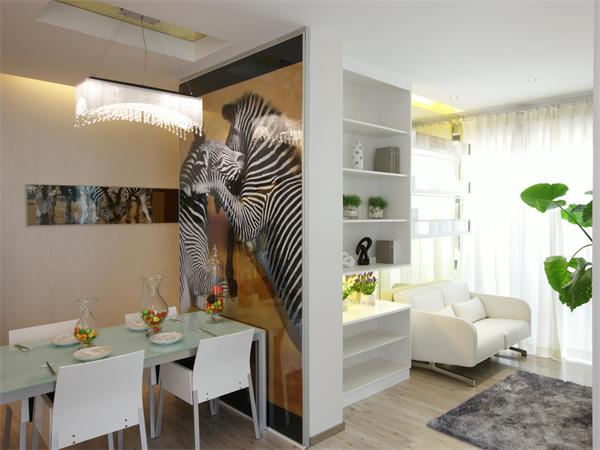 小户型餐厅设计的七个原则,让小空间也能有大格局