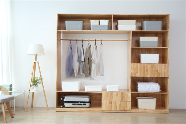 无门衣柜的优点和缺点有哪些 如何进行防尘处理