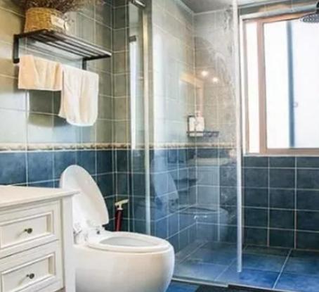 卫生间瓷砖搭配技巧,小天地里藏着大文化
