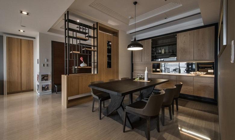 现代厨房装修设计的三大亮点