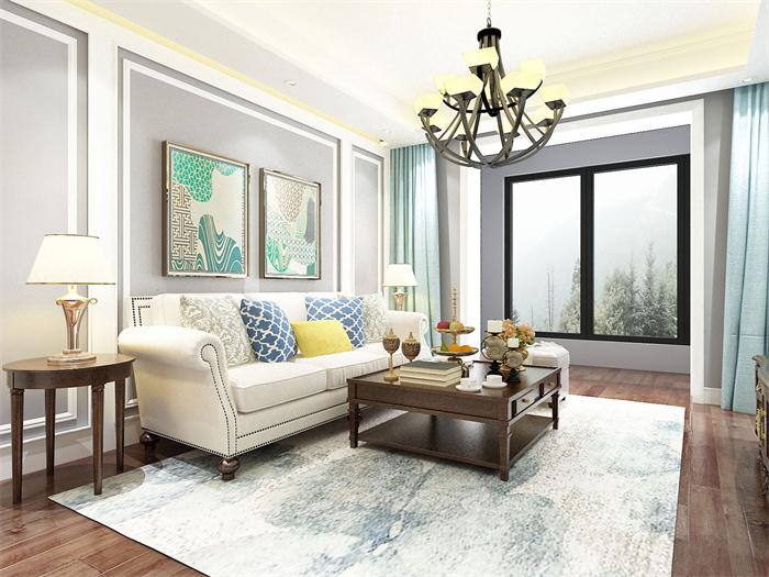 室内装修墙面颜色搭配技巧主要有哪些?