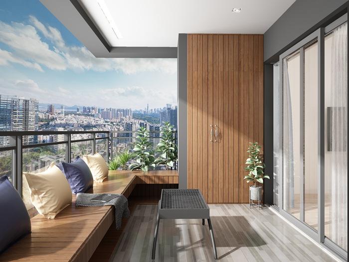 铺贴阳台瓷砖有什么好处?铺贴阳台瓷砖需要注意哪些问题?