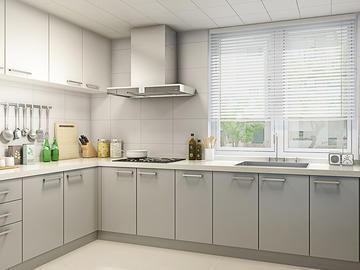 百安居装修:厨房装修价格预算表