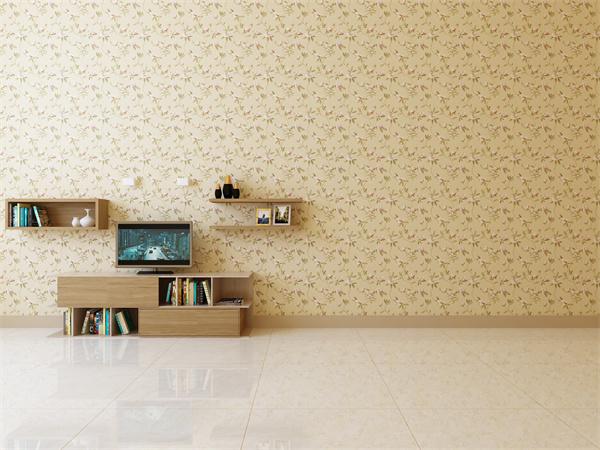 碎花壁纸有哪些材质?如何选购碎花壁纸?