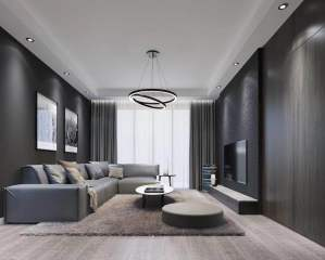 百安居装修|50平米的房子装修要多少钱