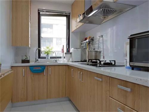 小厨房设计如何提升空间感?装修小白值得一看