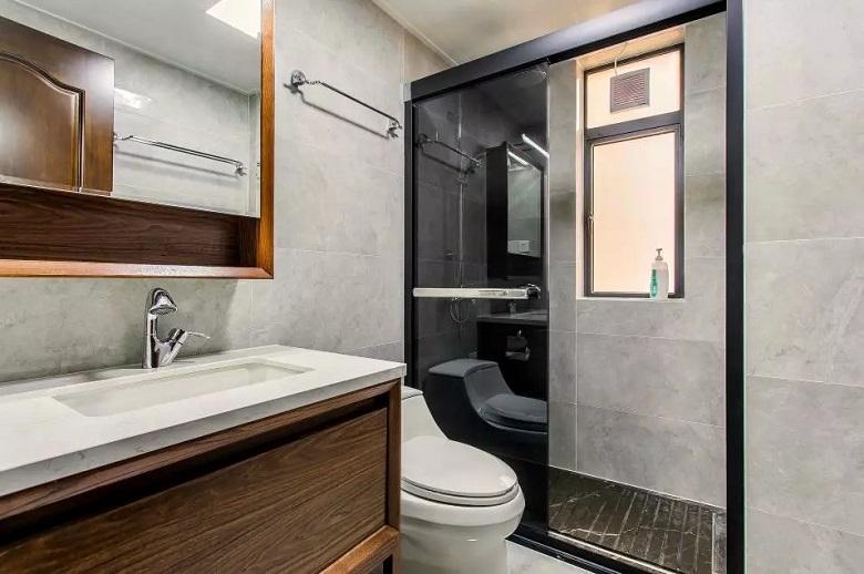 百安居装修|卫生间装修多少钱